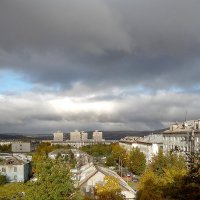 Вид из окна... :: Анна Приходько