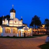 Зарядье (церковь Зачатия Анны) :: Иван