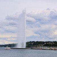 Женевское озеро :: Sergej