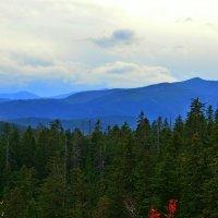 Лучше гор могут быть только горы! :: Владимир Куликов