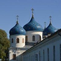 Юрьев монастырь. :: Sergey Serebrykov
