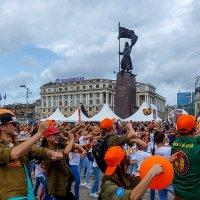 Владивосток празднует День тигра-2017 :: Абрис