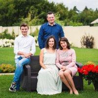 Семейный портрет :: Мария Арбузова