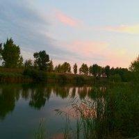 На закате :: Мария Богуславская