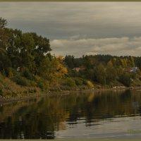 Берег реки Онега. :: Марина Никулина