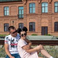 Леша и Аня :: Ксения Остапенко