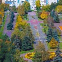 Новокузнецк 400 :: Юрий Лобачев