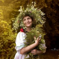 девица - красавица! :: Наталья Владимировна Сидорова