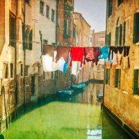 Итальянские постирушки :: Ксения Исакова