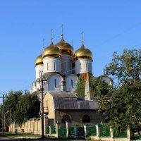 Свято Никольский монастырь :: Татьяна Пальчикова