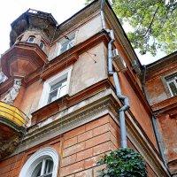 Одесский дворик :: Надежда Кульбацкая