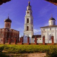 вид на Волоколамский Кремль :: jenia77 Миронюк Женя
