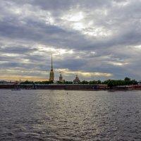 Питер - Петропавловская крепость. :: Владимир Гараган