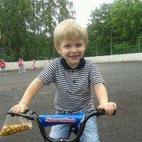 Внук Данька . :: Владимир Сомов