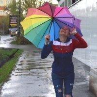 Дождь :: Таня Фиалка
