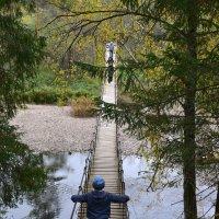 Подвесной мост. :: Наталья