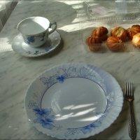 Перед завтраком :: Нина Корешкова