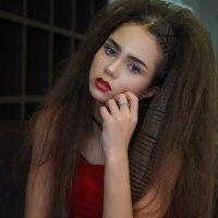Модель :: Елена Буравцева