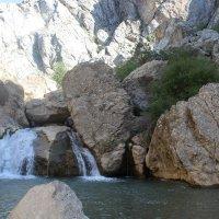 водопад Кошкарата, Казахстан :: Бахытжан