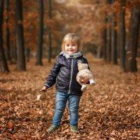 Шоколадная осень :: Анна Красикова