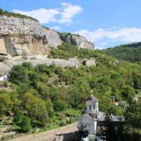 Пещерный город Чуфут-Кале. :: Альбина