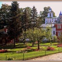Райский сад :: Марина Домосилецкая