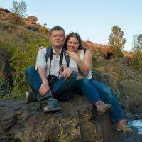Юля и Толик :: Дмитрий Костоусов