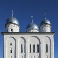 Юрьевский Монастырь. :: Sergey Serebrykov