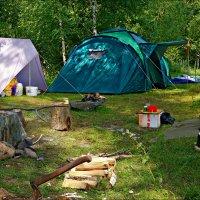 Лагерь :: Кай-8 (Ярослав) Забелин