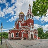 Храм Благовещения Пресвятой Богородицы :: Борис Гольдберг