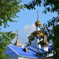 купола :: леонид логинов