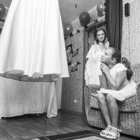 Утро невесты :: Сергей Воробьев