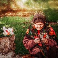Купите на счастье букетик последних надежд....... :: Виктор