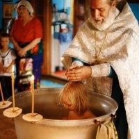 крещение :: Алёна Дуклер