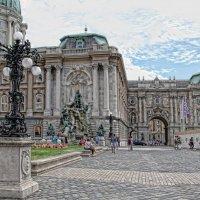 Дворец. Будапешт. :: Larisa