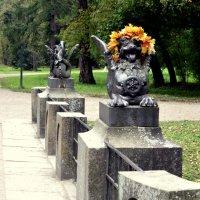 В парк пришла осень  1 :: Сергей
