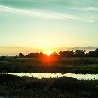 сумерки в августе :: георгий петькун
