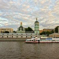Берега Москвы :: Евгеша Сафронова