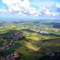 Ландшафты Италии :: Ольга