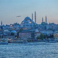 Вечерний Стамбул :: Ирина Лепнёва