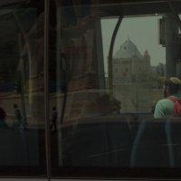 Иерусалимский травмай :: Александра