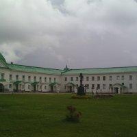 Мужской монастырь прп.Александра Свирского :: марина ковшова