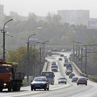 Дорога к Байновскому мосту :: Андрей + Ирина Степановы