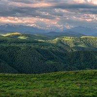 На перевале Гум-Баши (2040 м ) :: Аnatoly Gaponenko