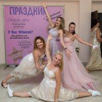 Парад невест. Феодосия :: Андрей Яшин
