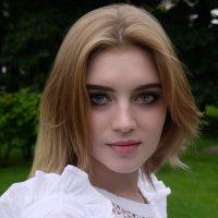 Славянка :: Александр Бабаев