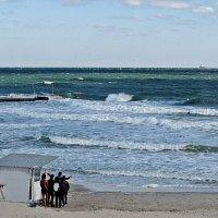 Вот такое оно полосатое Черное море) :: Людмила