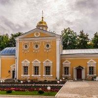 Анна-Зачатьевская церковь :: Ruslan