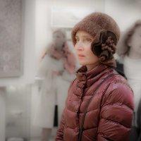 В музее... :: Виктор Грузнов