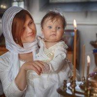 мама и малыш :: Олька Никулочкина